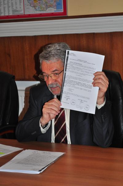 Mircea Ioan Moloţ acuza la Mircia Muntean