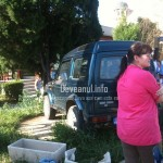 fotografii accident auto terasa collection deva 3 iulie 2012