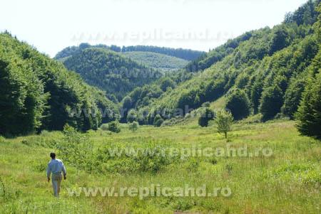 """Satenii au refuzat ca """"Valea Frumoasei"""" sa se transforme in """"Valea slamului cianurat"""""""
