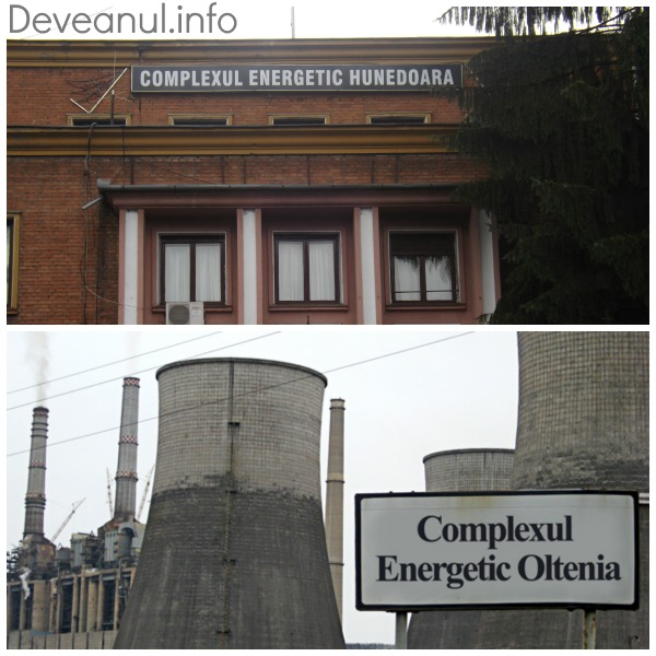 Complexul Energetic Hunedoara-Oltenia