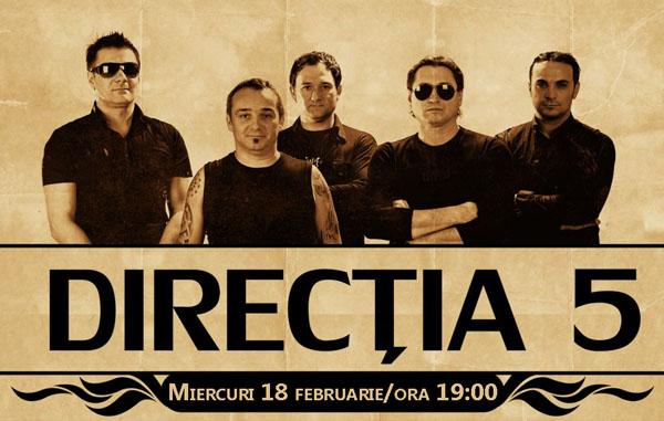 Directia 5 Concert La Deva