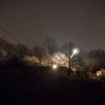 Prospectiuni Deva noaptea