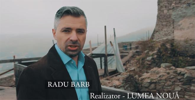 Radu Barb Realizator Lumea Noua