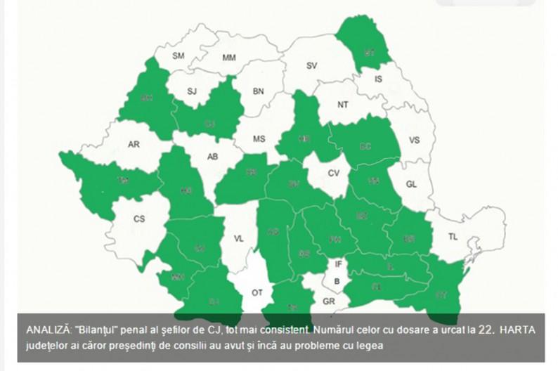 Harta rusini nationale