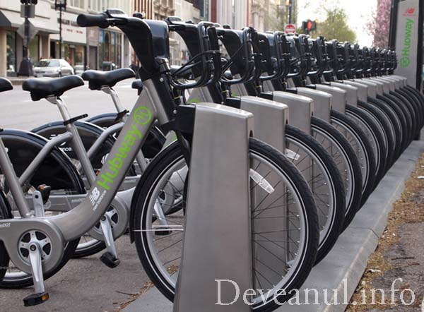 E-Bikes la Deva